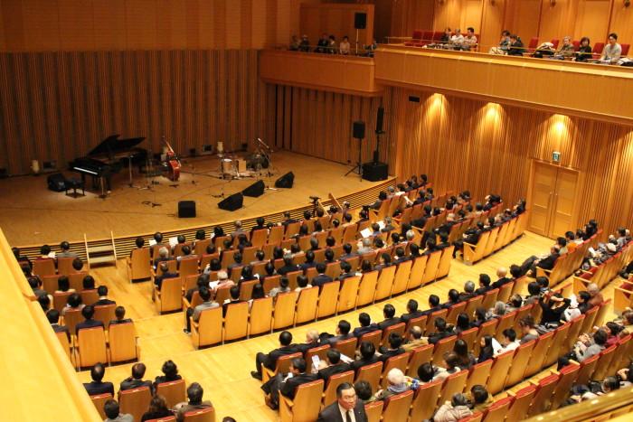 ナカジマ薬局創立40周年記念コンサートご来場の皆様へ